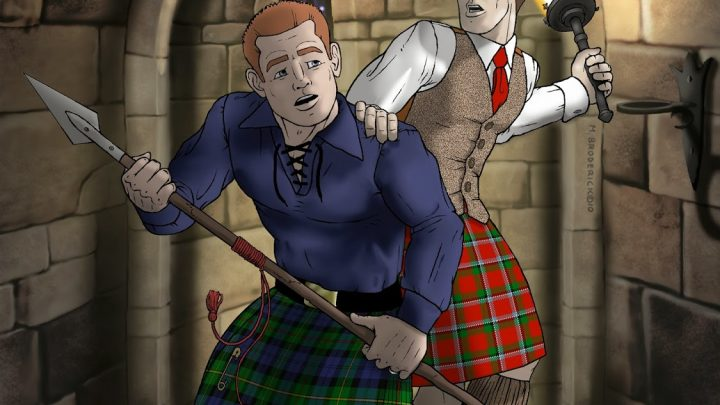 Glen & Tyler's Scottish Troubles is now out