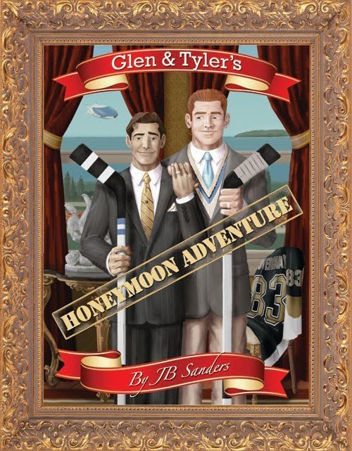 "New Narration – ""Glen and Tyler's Honeymoon Adventure"""