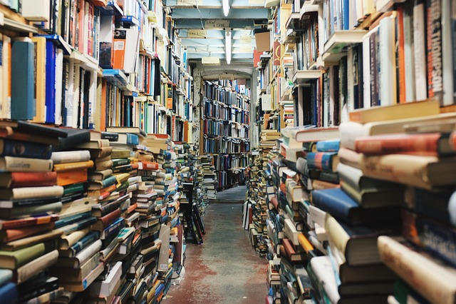 """""""On Bookstores, Burners, and Origami"""" on PodCastle"""