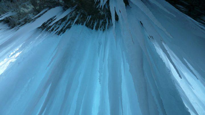 Ice in the Dark